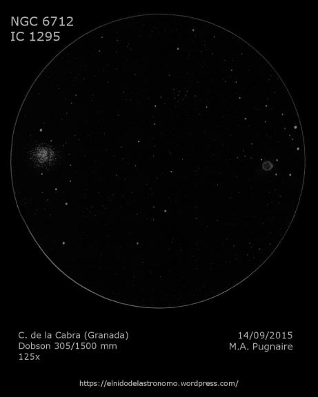 NGC 6712 - IC 1295