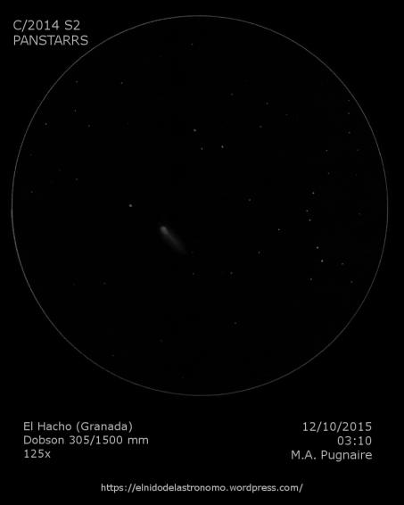 C.2014 S2 Panstarrs