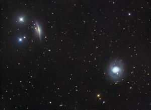 Foto M77 NGC 1055