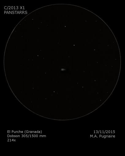 C.2013 X1 PANSTARRS