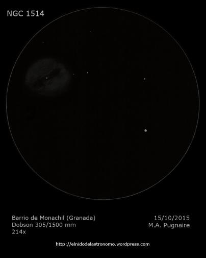 NGC 1514 (sin luna)