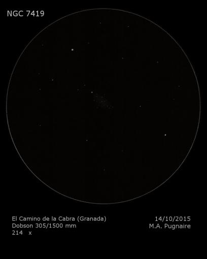 NGC 7419