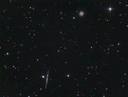 Foto NGC 2537 IC 2233