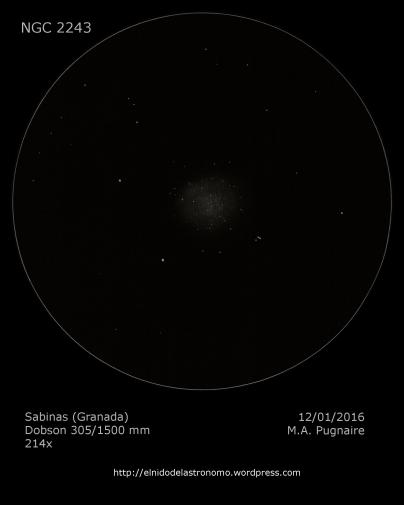 NGC 2243