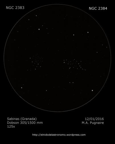 NGC 2383