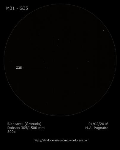 M31 - G35
