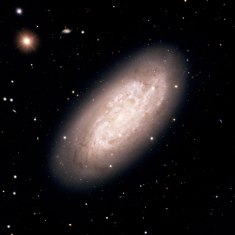 The Starburst Spiral Galaxy NGC 1792