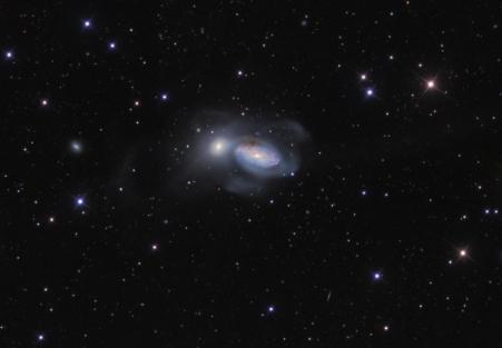 NGC3227 NGC3226 Arp 94