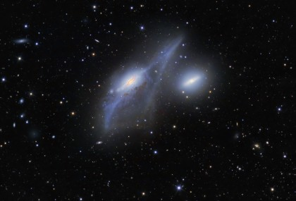 Foto NGC 4438