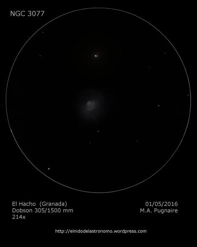 NGC 3077
