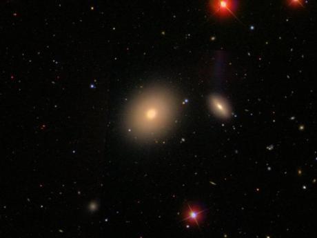 Foto NGC 3998