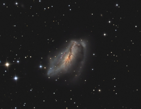 Foto NGC 2146