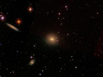 Foto NGC2749 SDSS
