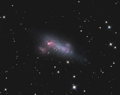 Foto NGC 2366 a