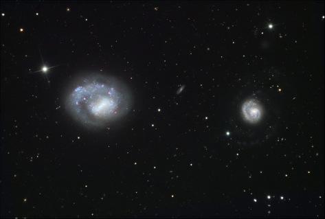 Foto NGC 4618
