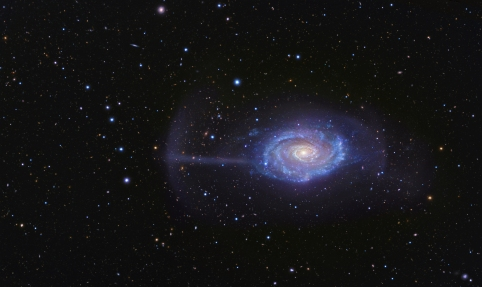 Foto NGC 4651