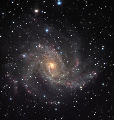 Foto NGC 6946