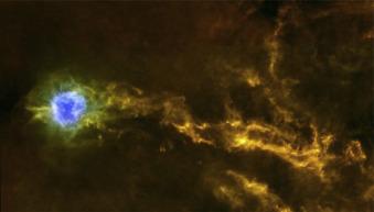 Foto IC 5146 spitzer