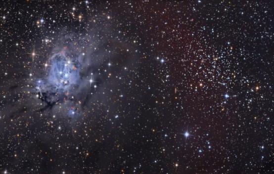 Foto NGC 7129 7142