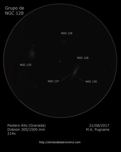 NGC 128 - detalles