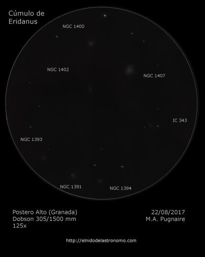 NGC 1400 - detalles