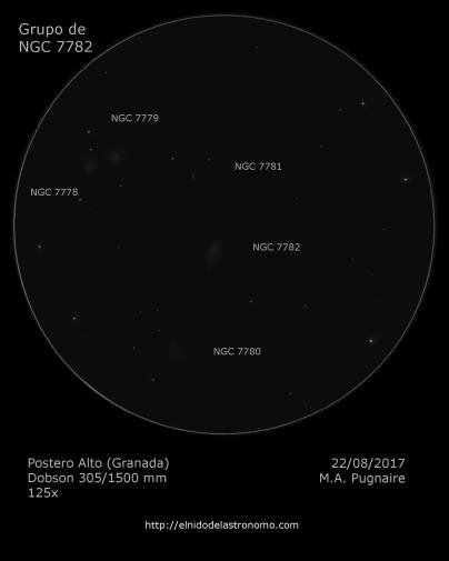NGC 7782 - detalles