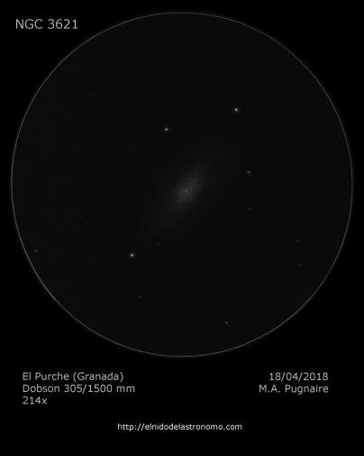 NGC 3621
