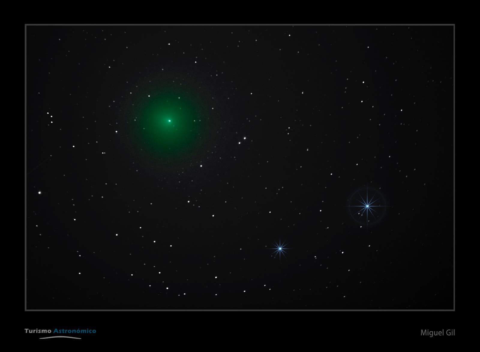 Cometa 46P
